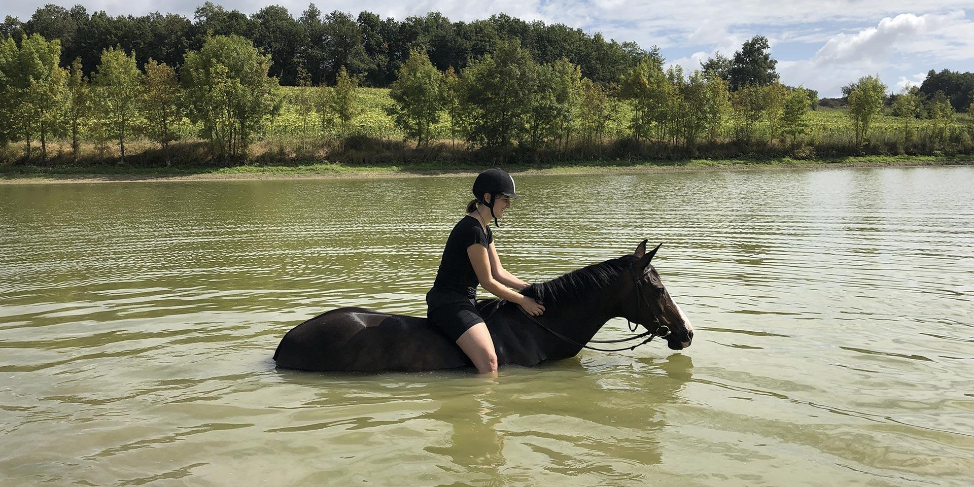 lac cheval bergerac