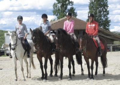 ecole equitation la jumenterie